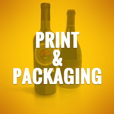 Custom Package Design and Print Brokerage for marketing your small business.
