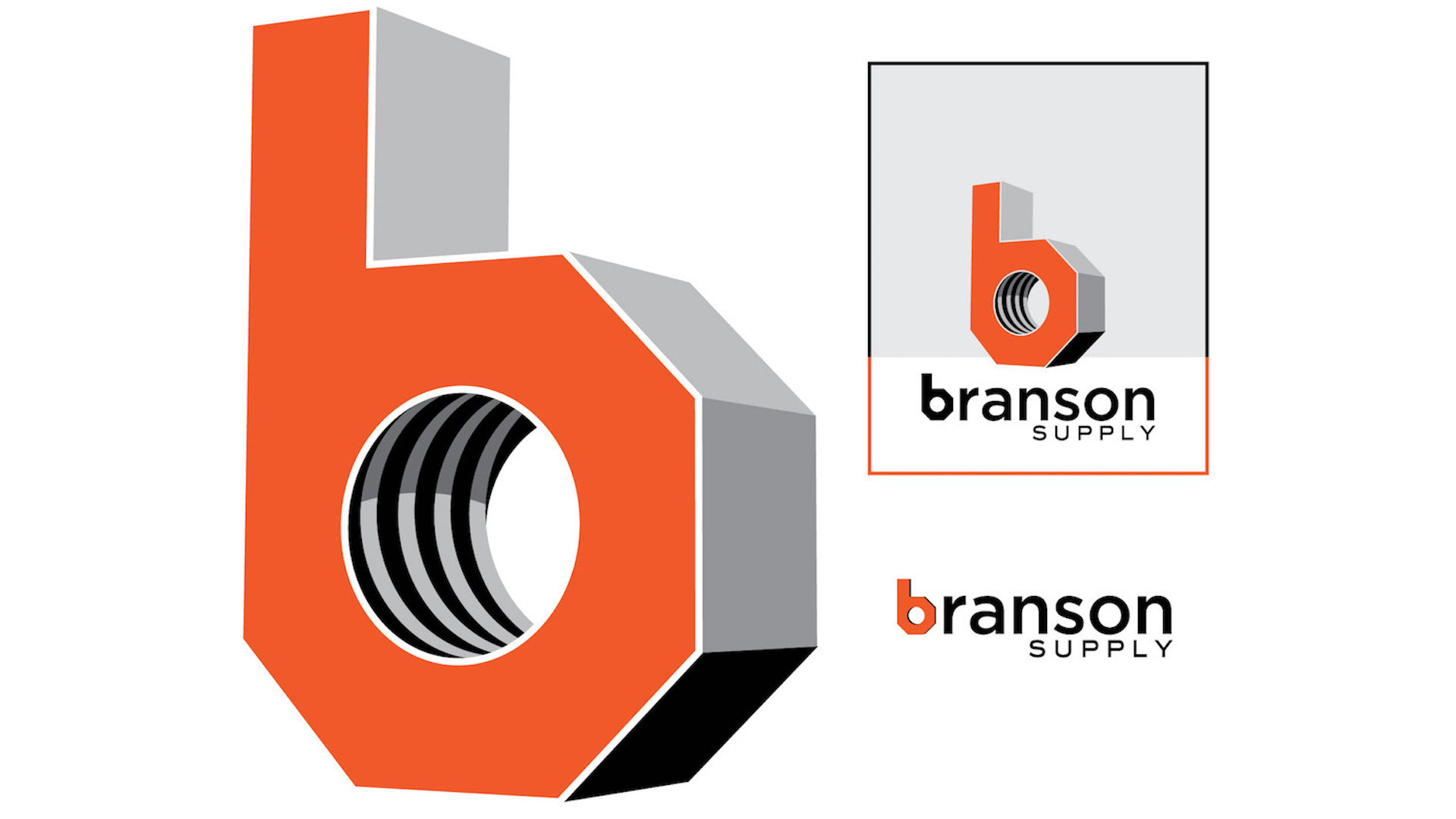 Branson Supply branding design and marketing consultation.